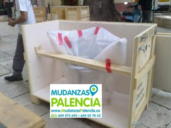 Mudanzas Ourense Palencia