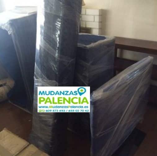 Mudanzas Palencia Badajoz