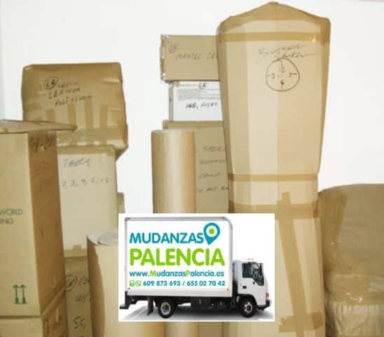 Mudanzas Palencia Barcelona