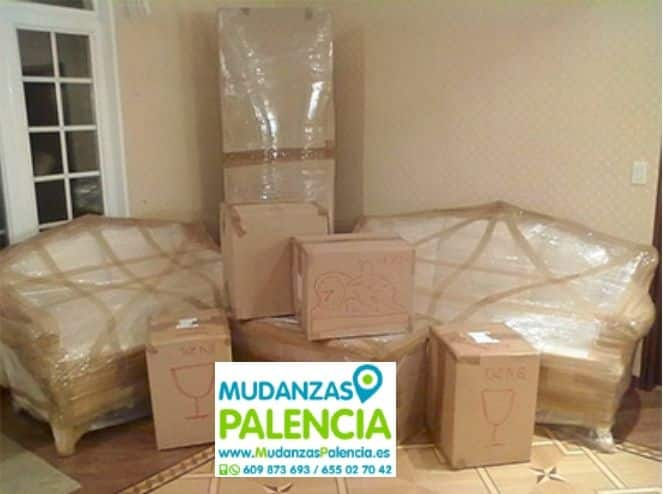 Mudanzas Palencia Mallorca