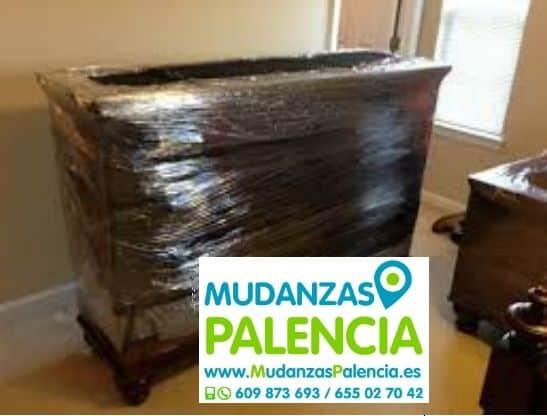 Mudanzas Palencia Menorca