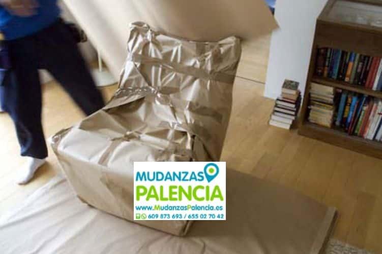 Mudanzas Palencia Valencia