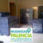 Mudanzas Palencia Valladolid