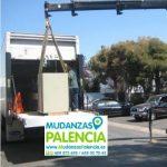 Mudanzas de cajas fuertes en Palencia