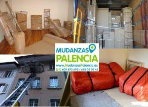 Mudanzas economicas Palencia