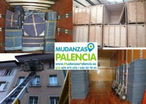 Mudanzas guardamuebles Palencia