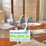 Mudanzas para Funcionarios en Palencia