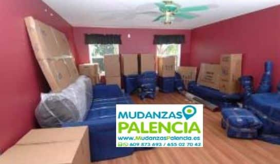 Mudanzas Traslados Palencia