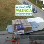 Mudanzas guardamueble Palencia