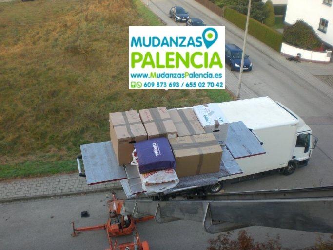 Mudanzas Economicas Calzada De Los Molinos Palencia Transportes