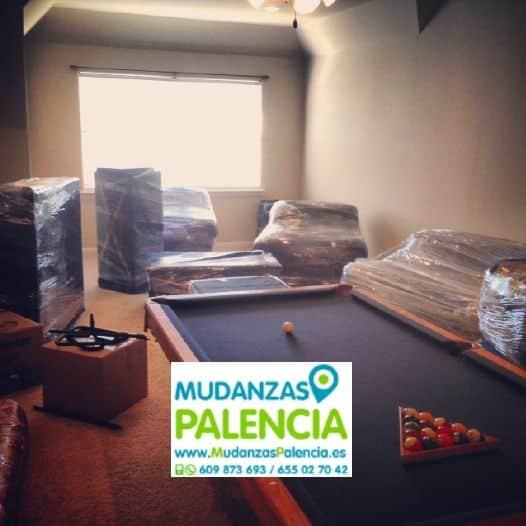 Retirada de Muebles en Palencia
