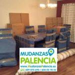 Servicios de mudanzas en Palencia