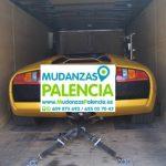 Transporte de coches en Palencia