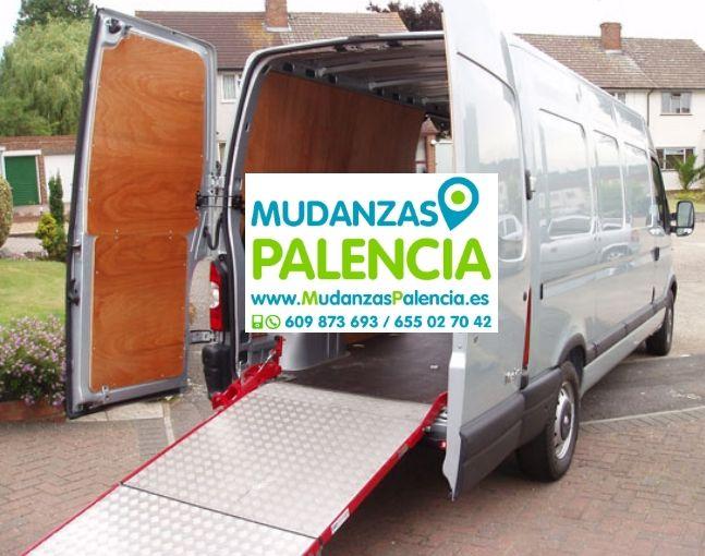 Transporte motos Palencia