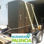 Transportes de cajas fuertes en Palencia