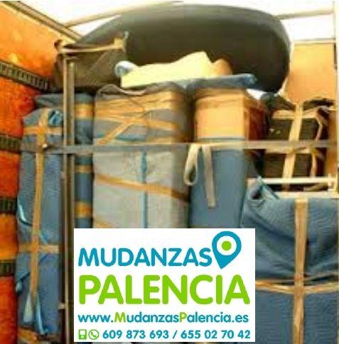 Transportes en Palencia