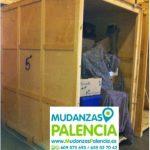 Trasteros en Palencia