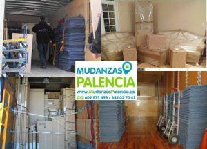 agencia mudanzas Palencia