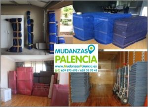 empresa mudanzas Palencia