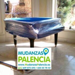 empresa transportes Palencia