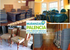 empresas de mudanzas Palencia