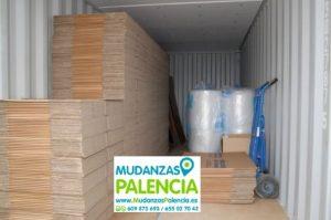 mudanzas casas Palencia