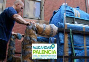 mudanzas empresas Palencia