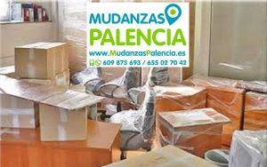mudanzas internacionales Palencia