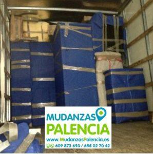 mudanzas personas Palencia