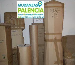 mudanzas pisos Palencia