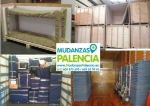 mudanzas precios Palencia