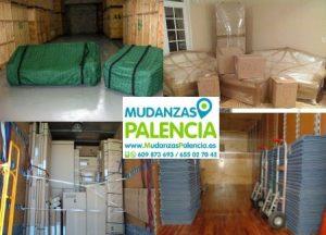 presupuesto mudanza Palencia