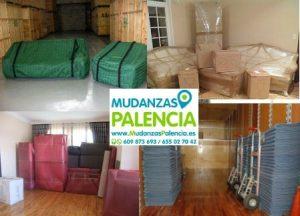 presupuesto mudanzas Palencia