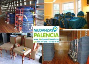presupuestos de mudanzas Palencia
