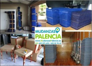 presupuestos mudanzas Palencia