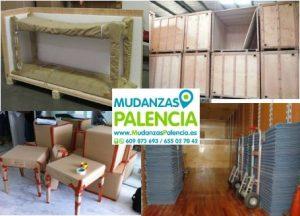 servicio mudanzas Palencia