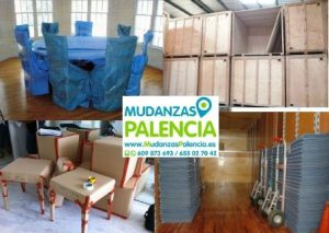 transporte de mudanzas Palencia