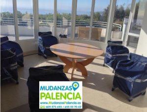 traslados empresas Palencia