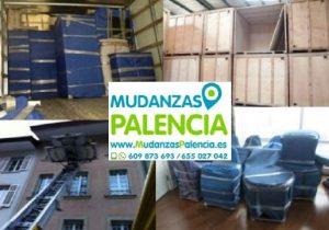 Mudanzas express Palencia