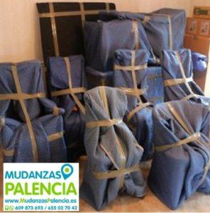 Mudanzas transportes Palencia