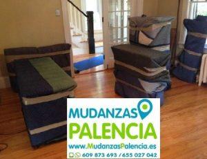 empresas mudanzas Palencia