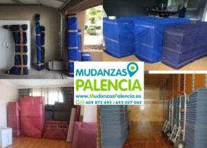 transporte de mudanzas en Palencia